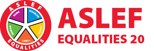 ASLEF Equalities 20